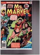Ms. Marvel Volume One Full Run #1 through #23 (Jan 1977- Apr 1979) MOVIE... - $668.25