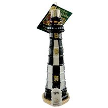 Old World Christmas New Cape Henry Lighthouse Handcrafted Hanging Tree O... - $14.99
