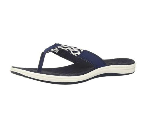 Sperry Women's Seabrook Swell Flat Sandal 9.5 M
