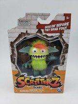Scritterz, Scabz Interactive Collectible Jungle Creature Toy with Sounds 5+ NEW! - $9.40