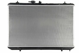 RADIATOR TO3010328 FOR 09 10 11 12 13 TOYOTA HIGHLANDER 2.7L W/TOW-PKG A/T image 2
