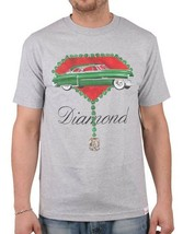 Diamond Supply Co Caddy Caddilac 50's Coupe Deville Crew Neck T-Shirt NWT image 2