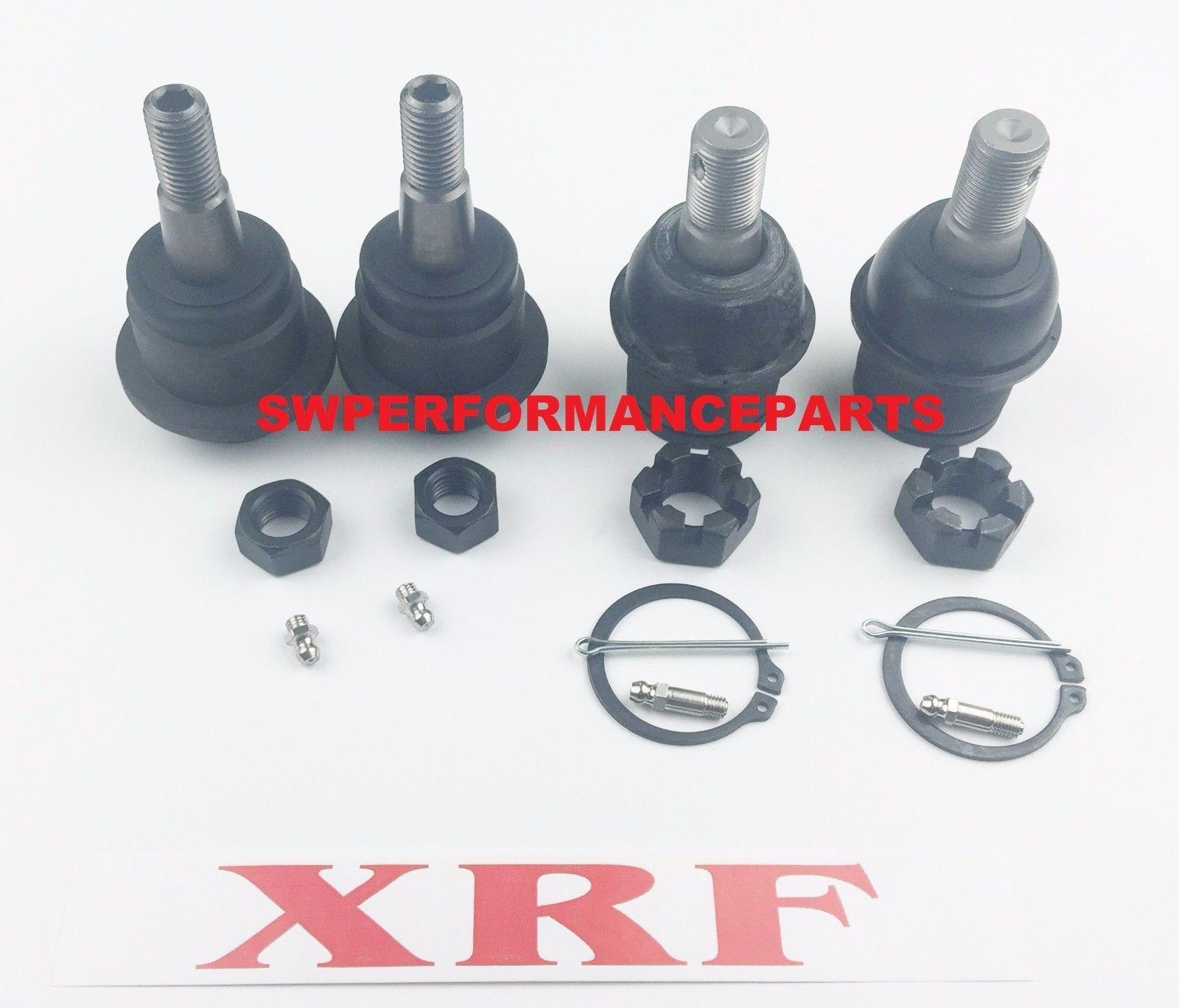 XRF BALL JOINT KIT SET 2003-2013 RAM DODGE 2500 3500 4X4 IMPROVED DESIGN for sale  USA