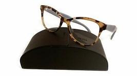 Prada Women's Blue Tortoise Glasses with case VPR 12T 7S0-1O1 51mm - $185.99