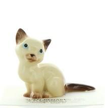 Hagen Renaker Miniature Cat Siamese Mama Ceramic Figurine image 3
