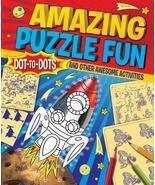 Amazing Puzzle Fun [Paperback] Arcturus Publishing - $9.85