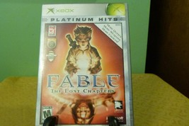 Fable (Xbox, 2004)  Platinum Hits VG Condition NO MANUAL - $9.89