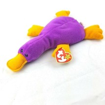 Ty Beanie Baby Patti the Platypus 1993 With 1994 MYSTIC Style 4007 Hang ... - $48.51