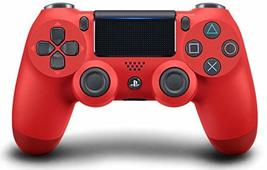 DualShock 4 Wireless Controller for PlayStation 4 - Magma Red [video game] - $49.49