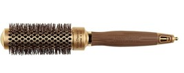 "OLIVIA GARDEN NanoThermic Ceramic + Ion Round Thermal Brush 1""-NT-24 (New) - $17.95"