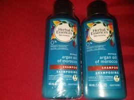"Herbal Essences ""Argan Oil Of Morocco"" Shampoo 1.4 Fl Oz / Travel-Size #2 - $6.52"