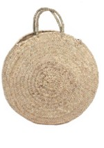 Sale Round  Basket
