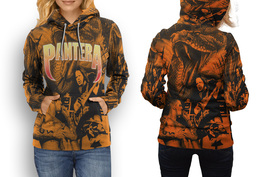 hoodie women 1pantera - $43.99+