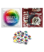 Trustex & Atlas Non-Lubricated Condoms - Choose Quantity - $6.24+