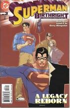 Superman Birthright Comic Book #3 DC Comics 2003 NEAR MINT NEW UNREAD - $3.50