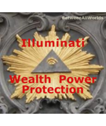 kjp Quatum Illuminati Wealth Spell Ulimate Power Betweenallworlds Ritual  - $155.19