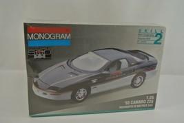 Monogram '93 Camaro Z28 Indy 500 Pace Car 1:25 Scale Model Kit Skill 2 S... - $17.34