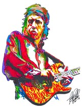 "Mark Knopfler, Dire Straits, Guitar Player, Guitarist, Singer, 18""x24"" A... - $19.99"