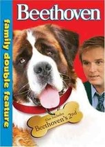 DVD - Beethoven Family Double Feature DVD  - $10.54