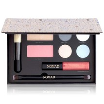 NOMAD Stockholm All-In-One Makeup Palette with Highlighter, Blush, Shado... - $37.50