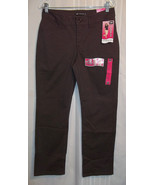 """LEE Jeans Women's Size 6 Short Brown 30 X 30"""" Straight Leg with Tags - $14.99"""