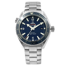 Omega Seamaster Planet Ocean Blue Titanium Automatic Watch 232.90.46.21.... - $4,749.00