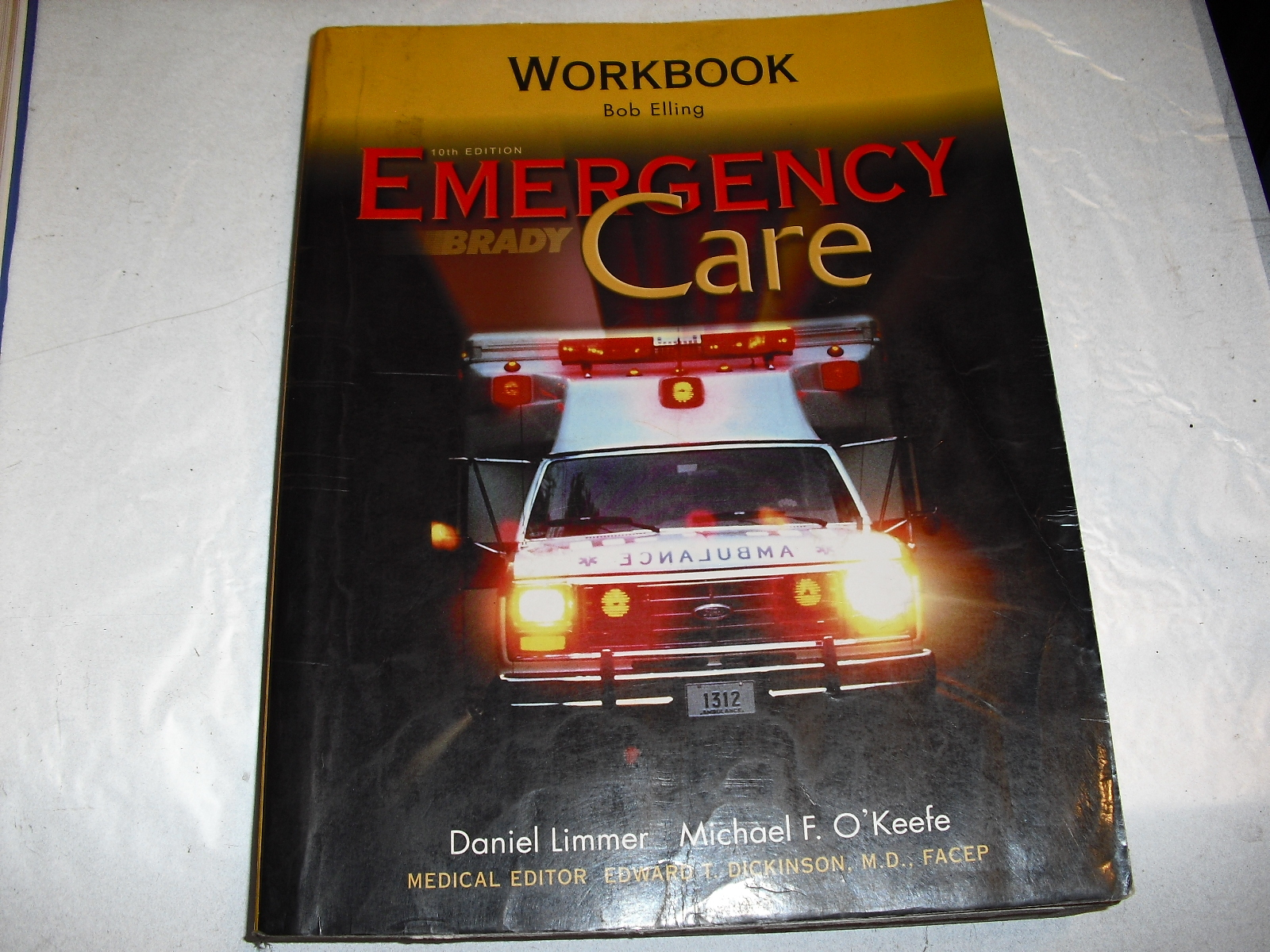 emergency  care   10  th  edition