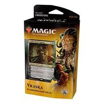 Magic The Gathering: MTG: Guilds of Ravnica Planeswalker Deck - Vraska B... - $35.46