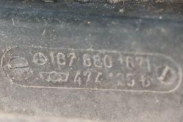*NO SHIPPING* Mercedes W107 R107 Rear Chrome Bumper W/ Shocks 450SL 350SL 560SL image 6