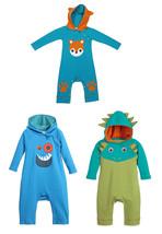 StylesILove Infant Toddler Baby Boy 3D Long Sleeves Hoodie Costume Romper - $15.99