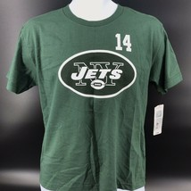 NFL New York Jets #14 Sam Darnold Tee Shirt Size Youth Small 8 - NEW W/T... - $14.99