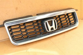 06-08 Honda Pilot Front Gril Grille Grill - HONEYCOMB image 2