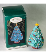Hallmark 1993 Collector's Club Trimmed with Memories Christmas Tree Orna... - $5.00