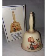 MI Hummel Annual Bell 1981 Fourth Edition In Original Box Goebel Western... - $14.99
