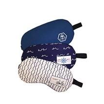 Vimi Sleep Mask,Blindfold,3 Pack Eye Mask,Cold Compress Reduce Your Eye ... - $8.24