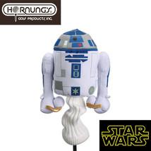 Disney Hornungs Star Wars R2D2 Head cover driver 460cc Golf club cover c... - $76.23