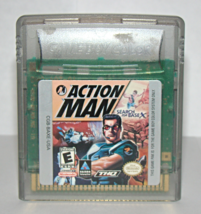 Nintendo Game Boy Color - Action Man (Game Only) - $10.00