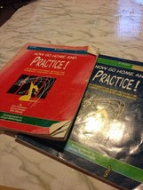 Now Go home and Practice Clarinet Band MEthod books 1 and 2 Lot USed - $17.09
