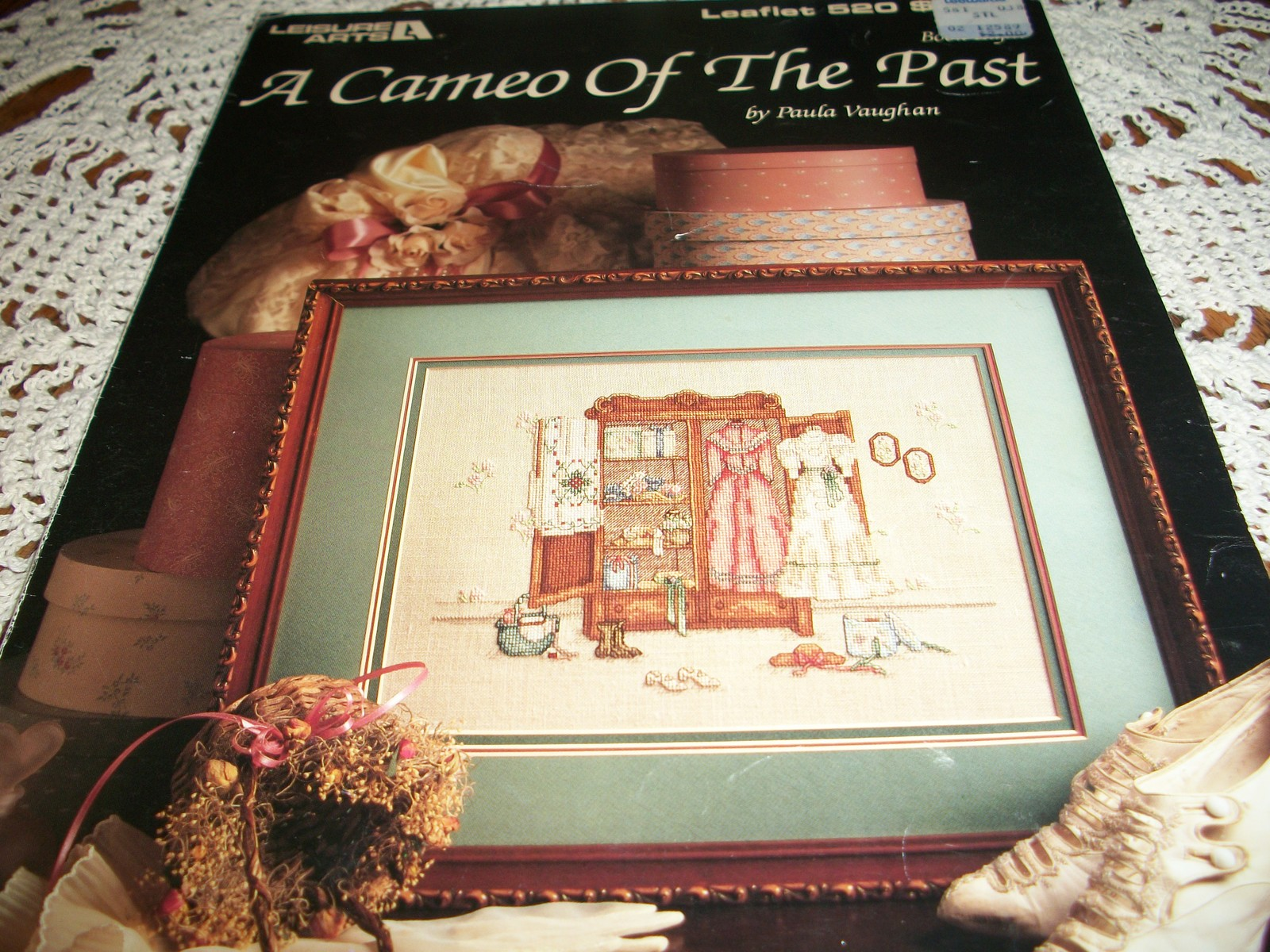 Primary image for A Cameo Of The Past Leaflet 520 Book Eight