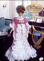Miss March 1995 Bridal Trousseau for Barbie Doll Crochet PATTERN 30 Days To Pay! - $4.47