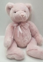 "COMMONWEALTH Soft Stuffed Animal TEDDY BEAR Plush/Toy Pink 17"" - $39.99"