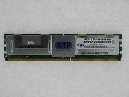Atp AP12K72G4BJE6S 4GB 667 240-PIN DDR2 Server Memory Module - $44.30