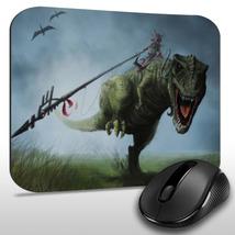 Dragon Dinosaur Mousepad Laptop Gaming Anti Slip Ruber - $8.70