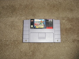 Aerobiz Supersonic (Super Nintendo Entertainment System, 1995)  - $34.60