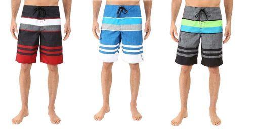 O'Neill Men's Halfmoon Boardshorts Surf Board Short Lightweight Quick Dry NEW