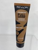 Revlon 405 Almond  Matte ColorStay Full Cover Foundation 1oz - $3.79