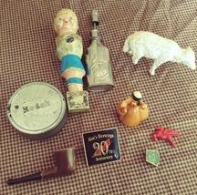 Junk Drawer Oddities Vintage - $18.00