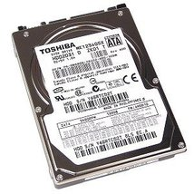 "Toshiba MK1234GSX 120GB 2.5"" 9.5mm SATA/150 Hard Drive Our Drives Work"