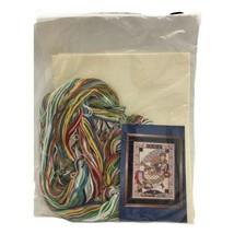 Christmas Angel Noel Design Works Counted Cross Stitch Kit #5440 Joan Elliott  - $24.74