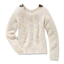 Joe Fresh Cream Sweater Girls Size XS, S, M, L New Msrp $60.00 - $14.99